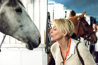 Sharon Stone - Cavalia's 'Odysseo' Irvine for Getty Images