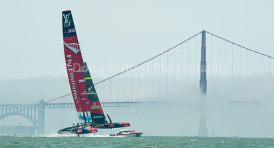 34th America's Cup 2013 - Emirates Team New Zealand