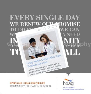 Hoag Hospital - Spring 2015