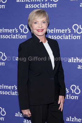 Florence Henderson, Alzheimer's Association, OC 2015