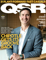 QSR May 2019 Cover- Brian Niccol