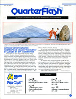 QuarterFlash Newsletter Summer 1993