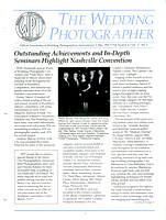 WPI - The Wedding Photographer Newsletter May 1993