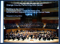 OCPAC Book - Building of Renee and Henry Segerstrom Concert Hall