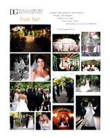 Tivili Too! Wedding Promo Card