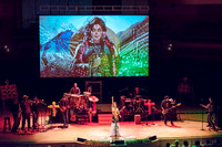 "Lila Downs - ""Day of the Dead Concert"" 102515"