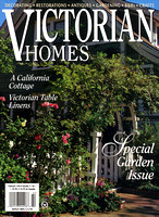 Victorian Homes (Cover)  - Feb 1998