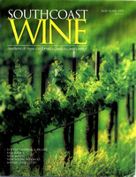 South Coast Wine (Cover) - May / June 1997