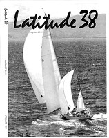 Latitude 38 Cover by Sharon Green - August 2013