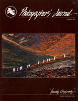 PPC Photographer's Journal (Cover) - Summer 1994