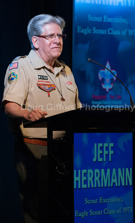 Boy Scouts of America - OC, Eagle Scout Recognition Dinner 2014