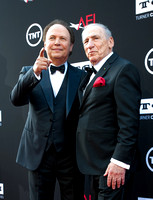 Billy Crystal and Mel Brooks, AFI Life Achievement Awards 060613